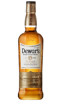 DEWAR'S 15 BLENDED SCOTCH WHISKY