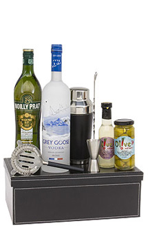 DIRTY GOOSE GIFT BASKET