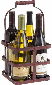 Four To Go Wine Set