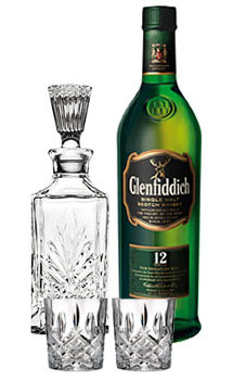 GLENFIDDICH 12 COLLABORATION GIFT SET