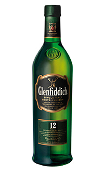 GLENFIDDICH 12 YEAR OLD SINGLE MALT