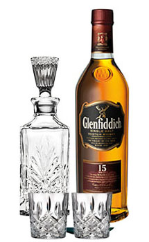 GLENFIDDICH 15 COLLABORATION GIFT S