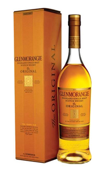 GLENMORANGIE ORIGINAL SINGLE MALT SCOTCH WHISKY -750ML