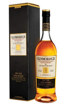 GLENMORANGIE QUINTA RUBAN 12 YEARS OLD PORT CASK SINGLE MALT SCOTCH WHISKY - 750ML