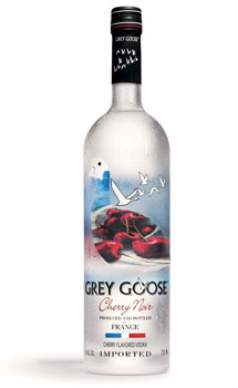 GREY GOOSE CHERRY NOIR VODKA - 750M