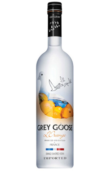GREY GOOSE L'ORANGE VODKA - 750ML