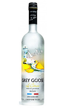 GREY GOOSE LE CITRON VODKA - 750ML