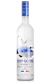 GREY GOOSE VODKA ORIGINAL - 750ML
