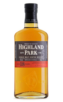 HIGHLAND PARK 18 YEAR OLD SINGLE MA