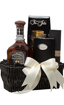 American Whiskey Gifts |  Jack Daniel's  |  Gift Baskets