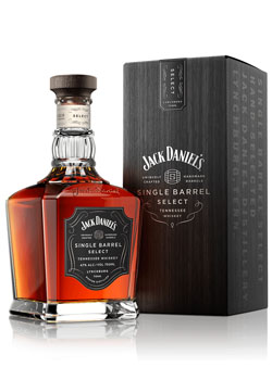 JACK DANIEL'S SINGLE BARREL - SELECT