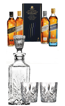 JOHNNIE WALKER SCOTCH COLLECTION CO