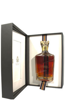JOHNNIE WALKER BLUE LABEL KING GEOR