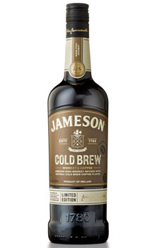 JAMESON IRISH WHISKEY COLD BREW