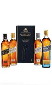 JOHNNIE WALKER SCOTCH COLLECTION