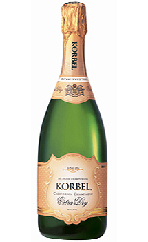 KORBEL EXTRA DRY CHAMPAGNE