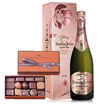 LA MAISON DU CHOCOLAT COFFRET WITH