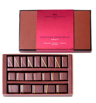 LA MAISON DU CHOCOLAT EMOTION FRUIT