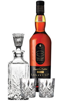 LAGAVULIN DISTILLERS EDITION COLLABORATION GIFT SET