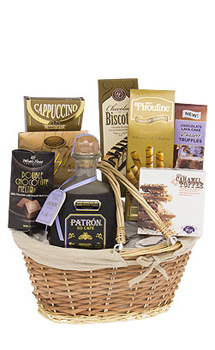 Leave Room for Dessert Gift Basket