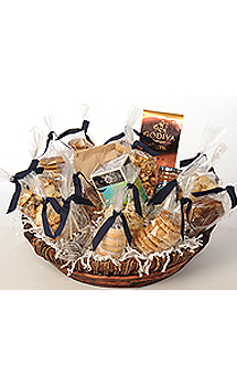 GRAND GOURMET COOKIE GIFT BASKET