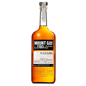 MOUNT GAY RUM BLACK BARREL