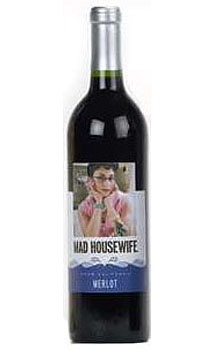 MAD HOUSEWIFE MERLOT WINE