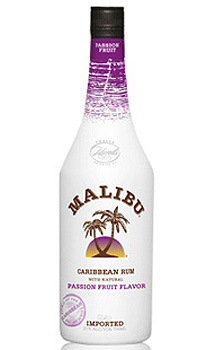 Malibu Passion Fruit Rum