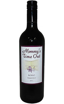 MOMMY'S TIME OUT ROSSO PRIMITIVO WI