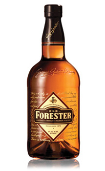OLD FORESTER KENTUCKY STRAIGHT BOUR