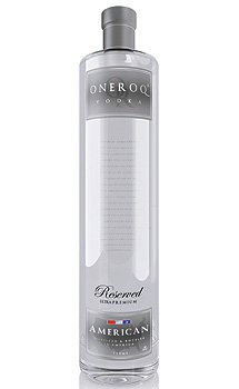 ONE ROQ RESERVED ULTRA PREMIUM VODK