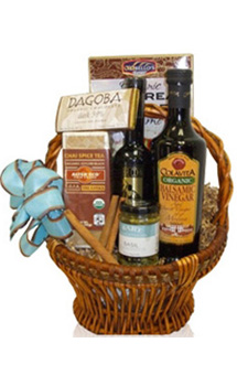 ONLY ORGANIC GIFT BASKET