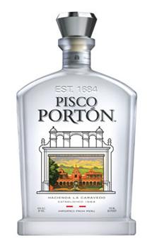 PISCO PORTÓN BRANDY