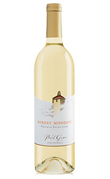 ROBERT MONDAVI PRIVATE SELECTION PINOT GRIGIO WINE