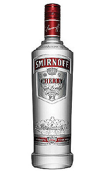 SMIRNOFF CHERRY FLAVORED VODKA