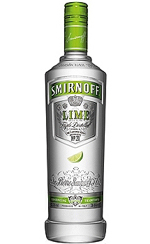 Smirnoff Lime Flavored Vodka