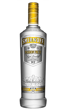 SMIRNOFF PASSION FRUIT FLAVORED VOD