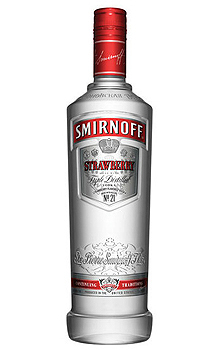 ... / vodka / smirnoff® vodka / SMIRNOFF STRAWBERRY FLAVORED VODKA
