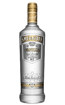 Smirnoff® Vanilla Flavored Vodka