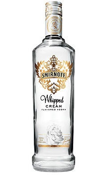 SMIRNOFF WHIPPED CREAM FLAVORED VOD
