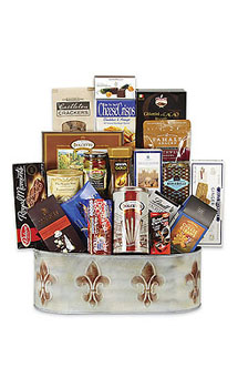SNACK AWAY GIFT BASKET