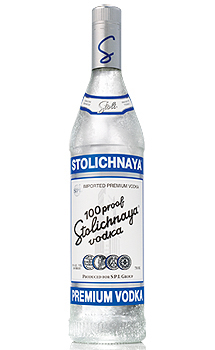 STOLICHNAYA 100 PROOF PREMIUM VODKA