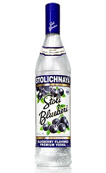 STOLI BLUEBERI VODKA