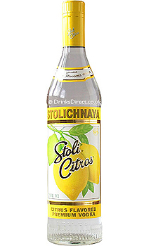 STOLI CITROS VODKA - 750ML
