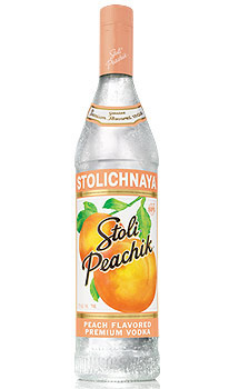 STOLI PEACHIK VODKA