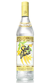 STOLI VANIL VODKA - 750ML