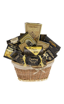 SWEET LUXURY GIFT BASKET