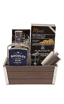 THE GIN MAVEN GIFT BASKET