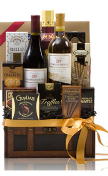 THE IMPERIAL WINE GIFT BASKET