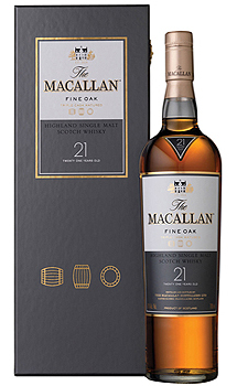 The Macallan Fine Oak 21 Year Old Whisky